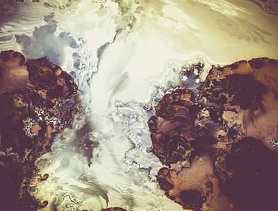 Digital Art - Islands by Connie Dye