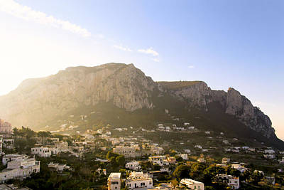 Photograph - Isle Of Capri In The Sun by Mark E Tisdale