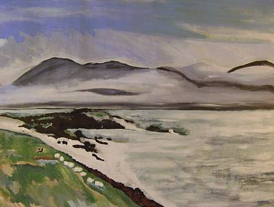 Painting - Isle Of Mull by Therese Legere