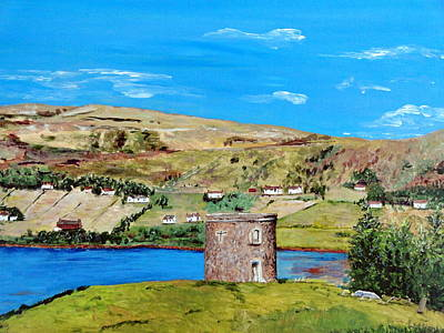 Painting - Isle Of Skye by Betty-Anne McDonald