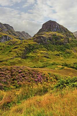 Isle Of Skye Art Print by Marcia Colelli