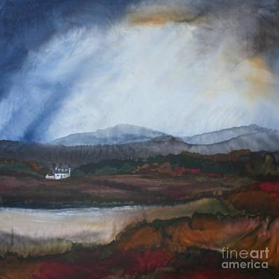 Painting - Isle Of Skye Scotland by Hazel Millington