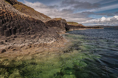 Isle Of Staffa Original by Sergey Simanovsky