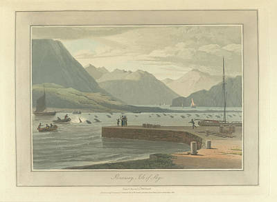 Isleornsay Art Print by British Library