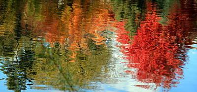 Photograph - Isles Reflections by A K Dayton