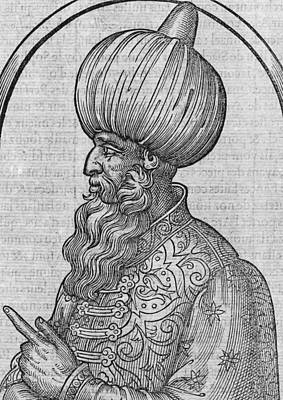 Safavid Persia Photograph - Ismail I, Shah Of Persia by Science Photo Library