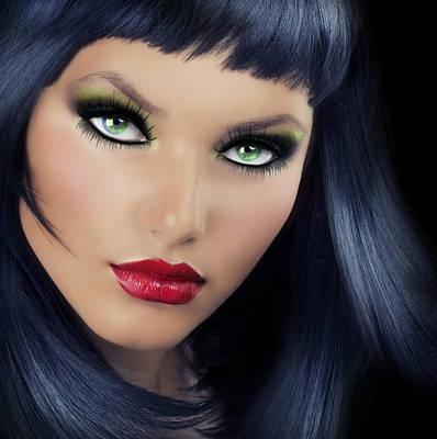 Karen Showell Digital Art - Isn't She Lovely by Karen Showell