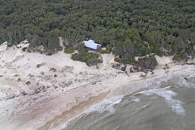 Coastal Georgia Photograph - Isolated Paradise by Betsy Knapp