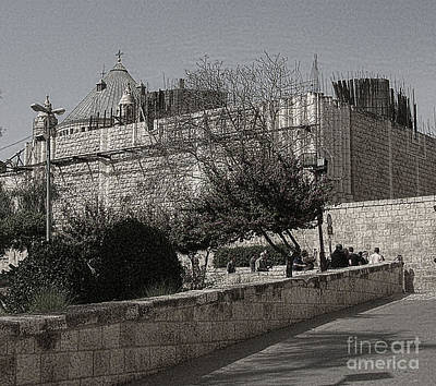 Photograph - Israel 40 by Tom Griffithe
