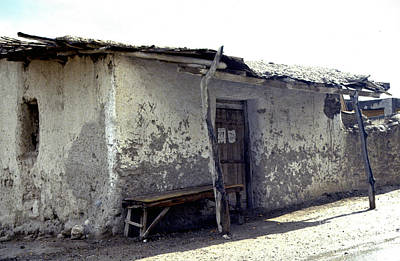 Photograph - Israel Outpost  by Scott Shaw