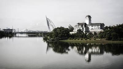 Photograph - Istana Darul Ehsan by Zoe Ferrie