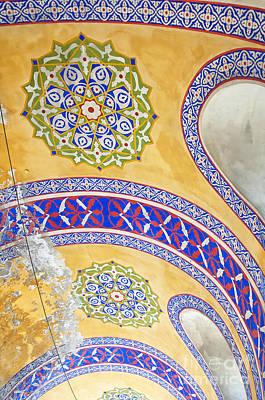 Istanbul Grand Bazaar Interior 02 Art Print by Antony McAulay