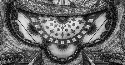 Turkey Wall Art - Photograph - Istanbul - Roof Art by Michael Jurek
