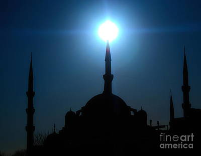 Photograph - Istanbul Star by Steven Liveoak
