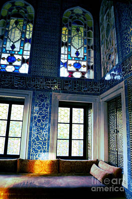 Photograph - Istanbul - Topkapi Palace by Haleh Mahbod