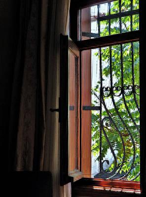 Ethereal - Istanbul Window by Ian  MacDonald