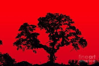 iStyle Red - No.9188 Art Print by Joe Finney