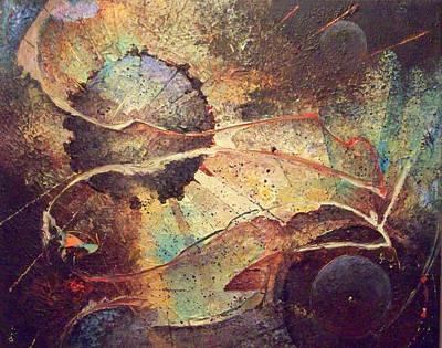 It Is It Is Not Art Print by Fred Wellner
