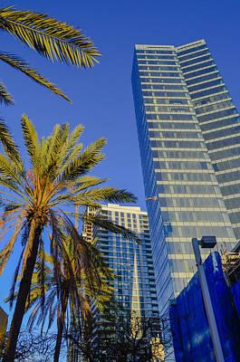 Photograph - It Is Not Miami It Is Tel Aviv by Alan Marlowe