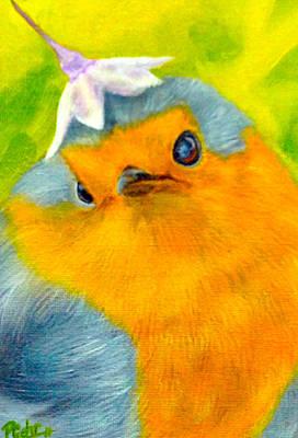 Tis Spring Art Print