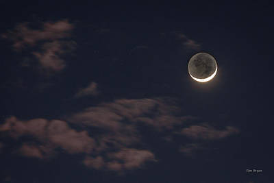 Photograph - It Must Have Been Moon Glow by Tim Bryan