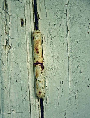 Old Door Photograph - It Opens Slowly by Odd Jeppesen