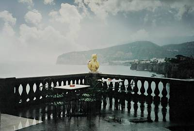 Photograph - It Rains In Sorrento by Diana Angstadt