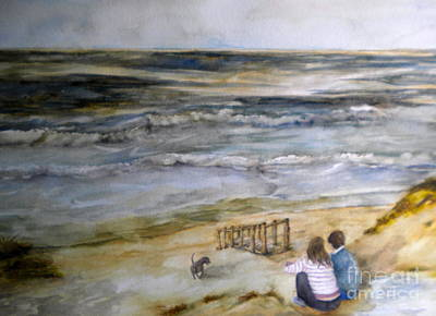 Painting - It Says It All by Madie Horne
