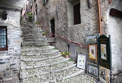 Zen Garden - Italian Alley by John Keates