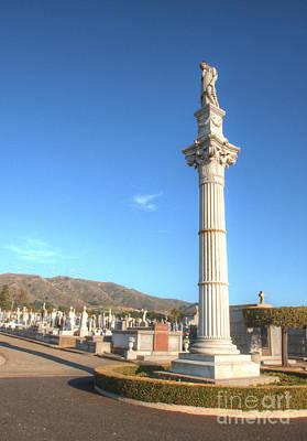 San Francisco Photograph - Italian Cemetery Colma 8 by Deborah Smolinske