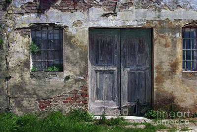 Old Home Photograph - Italian Countryside by Marco Crupi