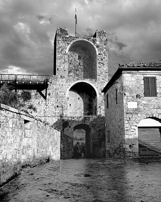 Photograph - Italian Fortress by John Bushnell