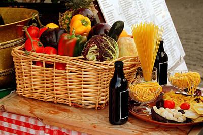 Photograph - Italian Produce by Caroline Stella
