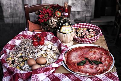 Italiano Art Print by John Rizzuto