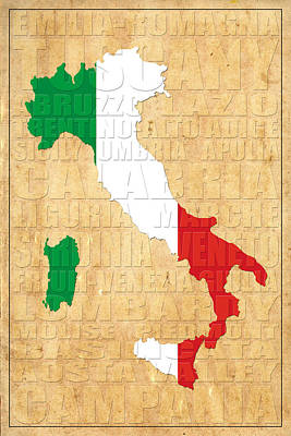Whats Your Sign - Italy by Andrew Fare