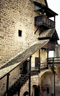 Northern Italy Photograph - Italy, Bolzano, Castel Roncolo by Sheila Haddad