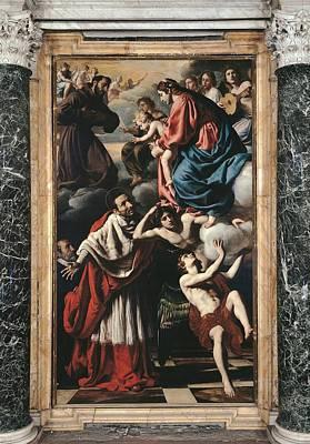 Italy, Lazio, Rome, San Salvatore Art Print by Everett