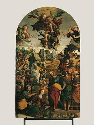 St Lazarus Photograph - Italy, Marche, Pesaro-urbino, Fano by Everett
