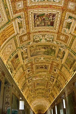 Vatican City Photograph - Italy, Rome, Vatican City by Jaynes Gallery