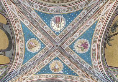 Italy, Tuscany, Chianti, Near Gaiole Art Print by Rob Tilley