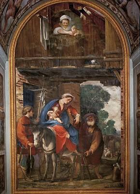 Italy, Tuscany, Florence, Fine Arts Art Print by Everett