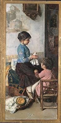 Italy, Veneto, Treviso, Treviso Art Print by Everett