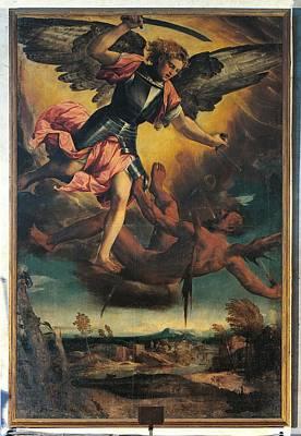 Italy, Veneto, Venice, Santi Giovanni E Art Print