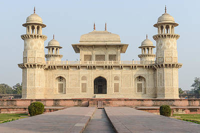 Photograph - Itimad-ud-daulah Or Baby Taj In Agra India by Brandon Bourdages