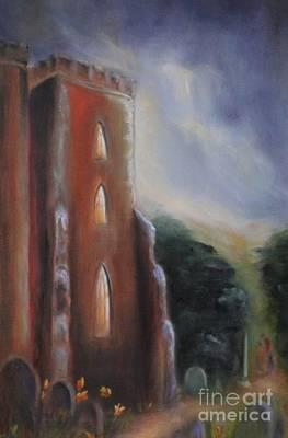 Painting - Irton Dawn by Kathy Lynn Goldbach