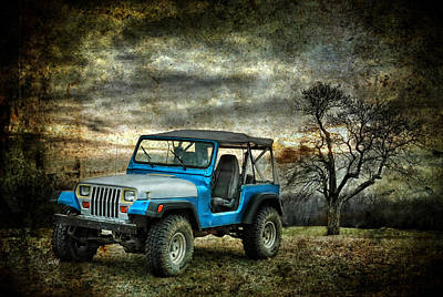 It's A Jeep Thing Art Print
