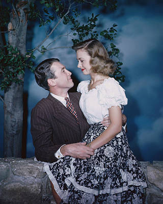 1940s Movies Photograph - It's A Wonderful Life  by Silver Screen