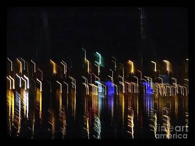 Photograph - It's All A Blur  by Susan Garren