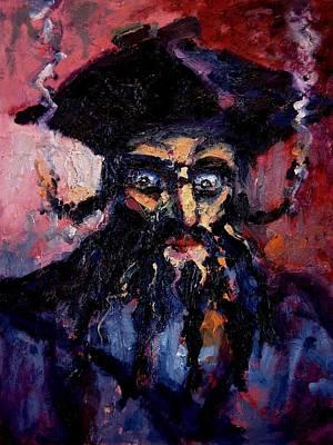 Blackbeard Painting - Its All Good Fun Until Blackbeard Shows Up by R W Goetting