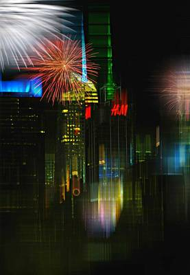 It's New York Art Print by Diana Angstadt
